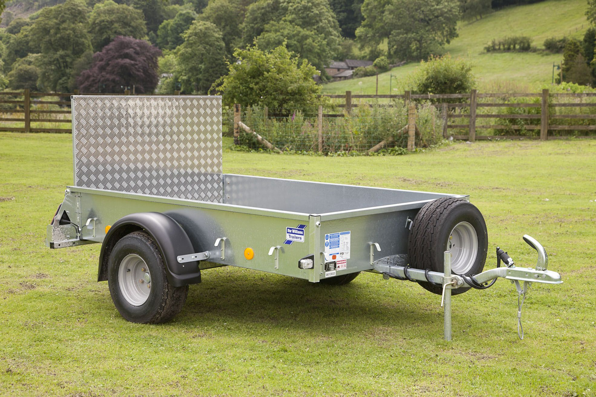 Hanna-barbera Ifor Williams P6e Trailer Cheapest Price From Our Site